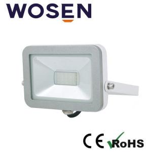 50W AC85-265V en el exterior del ángulo del haz de luz LED de 120 alimentos Floodhousing