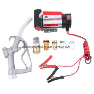 세륨 승인 (DYB40-12V/24V-11A)를 가진 전기 이동 펌프 장비