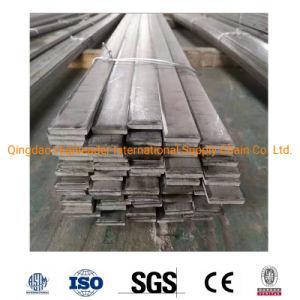 5160 El Sup9un resorte de acero barra plana