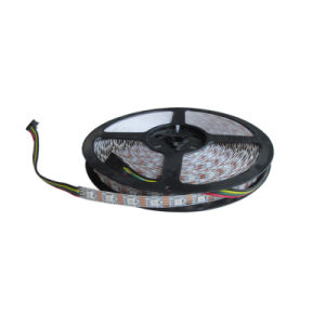 Ws2812 Digital LED RGB Streifen-programmierbarer Traum Color/SMD5050 60LEDs/M