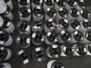 Collegare di alluminio placcato di rame smaltato 0.11mm del magnete