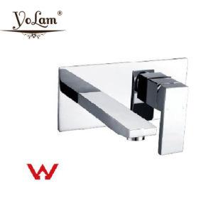 Filigrana e rubinetto del miscelatore del bacino della cucina della stanza da bagno di Wels con il tubo (CG4201)