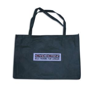 Impresos de promoción de primera calidad Bolsa de compras no tejido (YH-NWB050)