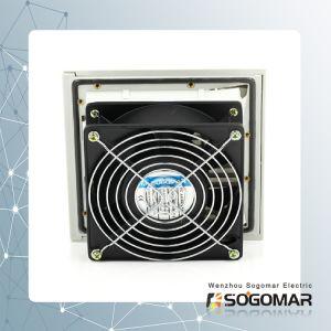Filtro de ventilador de 9803 con el panel ventilador 4 pulgadas y de protección de los dedos