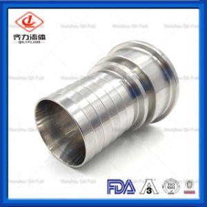 Fodera sanitaria dell'accoppiamento del montaggio di tubo flessibile dell'acciaio inossidabile del connettore