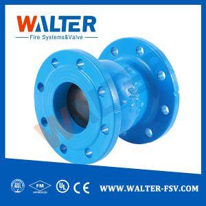 Válvula de Retenção de silenciosa flangeado para o sistema de bomba de água
