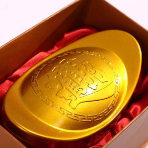 El papel impreso el logotipo de moda personalizada Souvenir Embalaje de regalo Caja de monedas