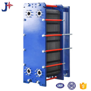 Permutador de calor do tipo chapa, tipo de junta do permutador de calor para venda