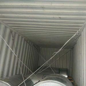 DC01/SPCC 2.1*1250mm laminato a freddo la bobina d'acciaio