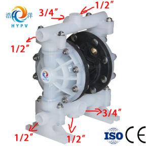 Haute qualité Kynar basse pression de pompe à diaphragme