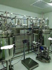 Het Systeem van de Extractie van de drug en van de Distributie van de Concentratie