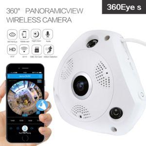 960p 360度の無線ドームのFisheyeの監視のパノラマ式のカメラ