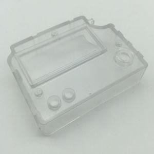 Spritzen-Plastik zerteilt Wasser-Messinstrument-flüssiger Kristall-Deckel
