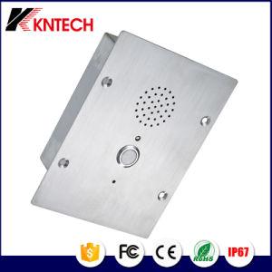 IP Audio Интерком Knzd-11 Промышленные телефон одной кнопки