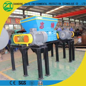 Kundenspezifische einzelne Welle-hölzerne Möbel-Zerkleinerungsmaschine