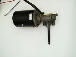 Engranaje helicoidal de DC Motor bomba de aceite de ingeniería