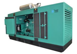 CA Three-Phase Generator de 300kw Googol Diesel Engine Silent