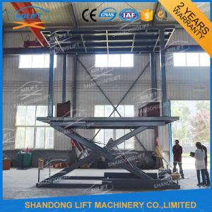 Carro elevador de tesoura plataforma para venda