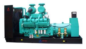 500квт Silent Ktaa Cummins19-G6a генератор дизельного двигателя