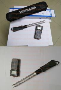 Digital Wood Fibers Shaves氏Wの吠え声の生物的粒子の湿気のメートル