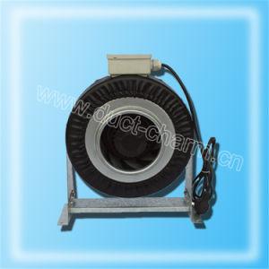 Ventilatore in-linea a basso rumore del condotto del sistema di coltura idroponica