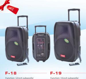 스피커 F18를 승진시키는 Bluetooth 스피커 Tolley
