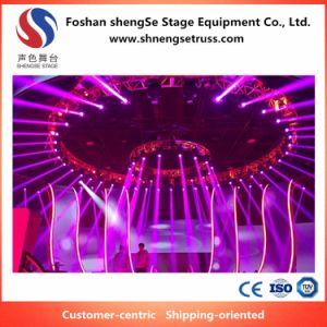 ダンスパーティーを集めるいろいろな種類の球のためのShengseの段階装置のアルミ合金の装飾の照明トラス