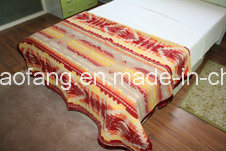 Чисто одеяло шерстей девственницы (NMQ-WB005)