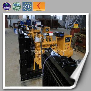 Глобальная Гарантия Ce ISO 80квт небольшой мощности генератора природного газа