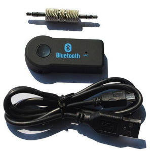 Mejor precio barato Receptor de audio Bluetooth Car Kit Manos Libres