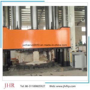 FRP Presser 4のコラムSMC油圧出版物機械