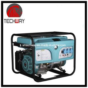 Qualität 5000W Aluminium/Copper Wire Gasoline Generator