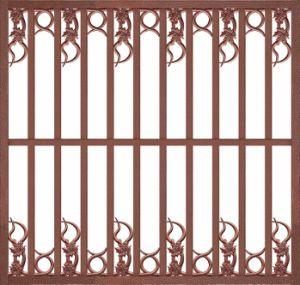 Comitato di alluminio decorativo della rete fissa con il disegno della fabbrica di alta qualità