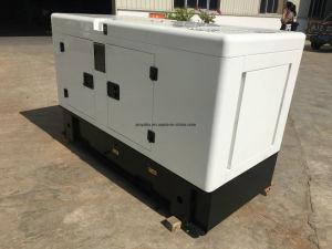 stille Generator 9kVA/7kw 16kVA/11kw 20kVA/16kw met Motor Perkins