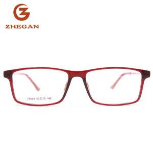De Oogglazen van de Fabrikant van China, Optisch Frame voor Girs & Vrouw