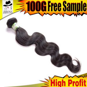 5% de desconto no cabelo grosso Weavon Indian Remy Virgem de extensão de cabelo cabelos indiano