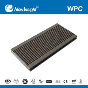 146*19мм WPC Композитный пластик древесины твердых декорированных