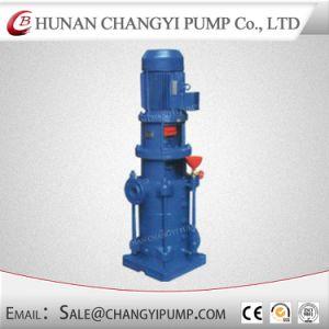 El chino de la bomba de agua clara vertical