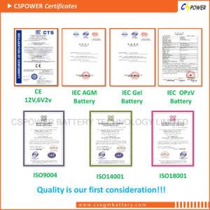 25年の生命2V 1000ah Opzv電池(OPzV2-1000)