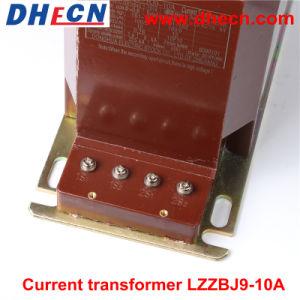 CT Lzzbj9-10um tipo de transformador de corrente nominal igual nível de isolamento: 12/42/75kv