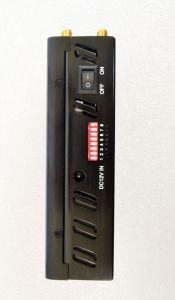 Dispositivo de bolsillo 8 Antenas GPS GSM celular Jammer bloqueador de señal
