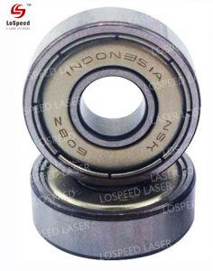 De goedkope 20W Laserprinter van de Vezel Raycus Voor Etiket, Plastic Code