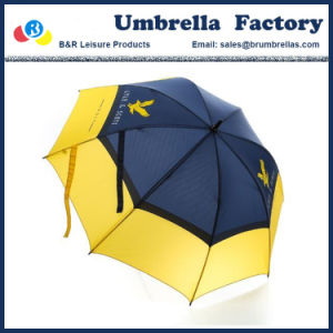 صامد للريح مظلة لعبة غولف حجم [دووبل لر] 30 بوصة