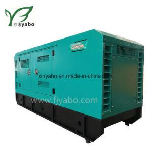 Quality Warranty 80kw 100kVA Cummin Diesel generator with Cummins engine