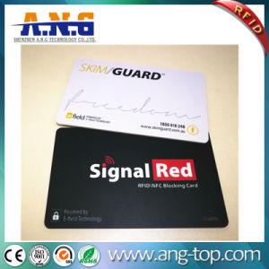 Protezione su ordinazione RFID della scheda RFID dello E-Schermo di stampa che ostruisce scheda