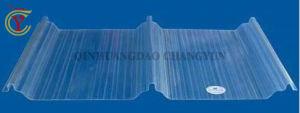 La Chine PRF en fibre de verre transparent du panneau de toiture en carton ondulé