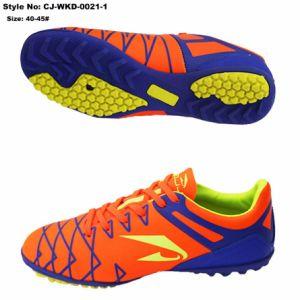 Cool design arrivée marche unisexe chaussures de sport avec tige en cuir.