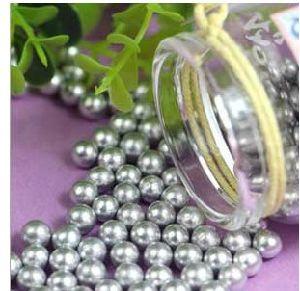 1/16 polegada 1.588mm SS316L SS316 as esferas de aço inoxidável com alto grau G200