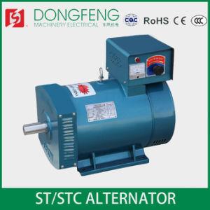 低いRpm 100%銅AC単一フェーズStシリーズダイナモの交流発電機