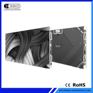 P1.56mm ultra mur vidéo LED haute définition pour la diffusion d'affichage